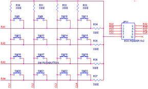 circuit diagram of 4x4 keypad keypad 4x43x3 troubleshooting Keypad Wiring Diagram circuit diagram of 4x4 keypad how to interface keypad with avr development board wiring diagram entry keypad