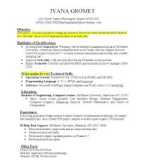 No Work Experience Resume Example Resume With Work Experience Resume Work Experience Examples Retail