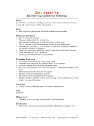 microsoft word confidence doc job interview confidence workshop marketing yourself in the present ask confidence listening responding feedback learn to self coach before an interview cope rejection