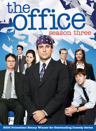 Poster The Office Watch The The Office Season Three Film Mon Premier Blog