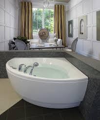 freestanding tub in corner free standing bathtub corner acrylic double free cleopatra