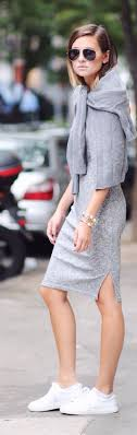 25 best ideas about Grey bodycon dresses on Pinterest Chucks.