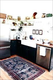 corner runner rug chef kitchen rugs design corner runner rug