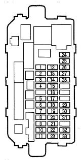 2001 acura integra fuse box diy wiring diagrams \u2022 1999 Acura TL Fuse Box Diagram acura integra 2001 fuse box diagram auto genius rh autogenius info 2001 acura integra interior 2001 acura tl fuse box