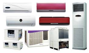 Image result for type of air conditioning system