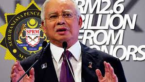 Image result for RM2.6 Billion is Donation