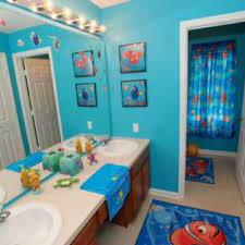 Finding Nemo Bathroom Accessories