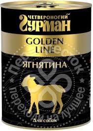 Купить <b>Корм для собак Четвероногий</b> Гурман Golden Line ...