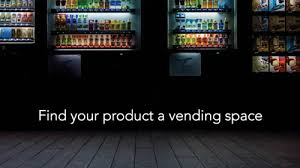 Leasing Vending Machines Simple Startup Helps Operators Rent Vending Machine Shelf Space Seeks Beta
