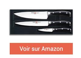 Couteau De Cuisine Lequel Est Le Meilleur Notre Top 10