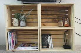 wooden crate tv stand crate stand wooden milk crate tv stand