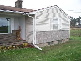 Exterior Faux Brick Siding