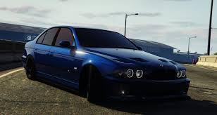 BMW M5 E39 Engine Sound Swap & RWD Handling - GTA5-Mods.com