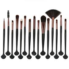 15 s makeup brush set beauty tools mag5558 multi e