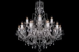 15lightclassicgeorgianchandelierinsilverclds silver crystal chandelier r11