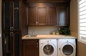 cabinets in laundry room. chocolate brown cabinets in laundry room r