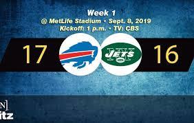 Live Coverage Buffalo Bills At New York Jets The Buffalo News