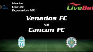 Cancun FC vs Venados live : Liga de Expansion Mx, Apertura - YouTube