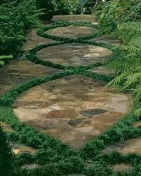 garden pathway. Raleigh Landscaping, Landscape Contractors, Garden Designers, Design, Rooms Path Pathway