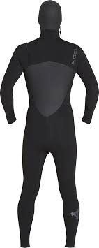 Xcel Wetsuits Size Chart Cm 2017 Xcel Drylock 5 4 Hooded Fullsuit