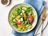 asparagus  avocado and orange salad