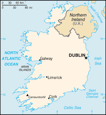 Image result for cork ireland map