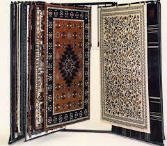 area rug display rack