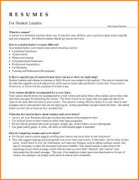 Team Leader Resume Examples