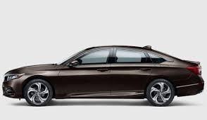 2018 honda accord sedan trim levels