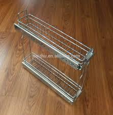 kitchen cabinet drawer kitchen pull out basket organizer kitchen