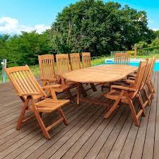 smith hawken teak outdoor furniture modern teak sectional 7 piece high dining set with smith teak
