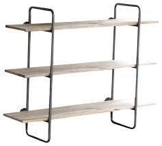 wall shelf with rail metal and wood wall shelves stunning ideas home interior wall shelf towel wall shelf with rail