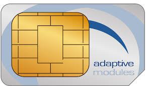 adaptive sim card