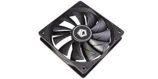 <b>Вентилятор ID</b>-<b>Cooling</b> 120 мм [<b>XF</b>-<b>12025</b>-<b>SD</b>-<b>K</b>] черный