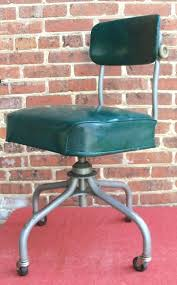 vintage industrial metal office chair metal. ON SALE Vintage Industrial Office Chair Swivel STEELCASE Mid Century Machine Age 12325 Via Metal E