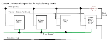 four way dimmer switch wiring diagram four image ge jasco 12723 12724 4 way switch install only working on 2 on four way dimmer 4 way wiring diagram