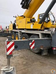 2009 Grove Gmk 5135 2 Crane For Sale On Cranenetwork Com