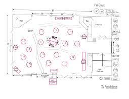 wedding reception layout tyler brittany wedding reception layout