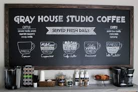 diy framed chalkboard and signboard ideas