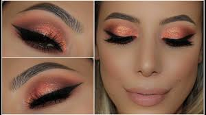 how to do your eye makeup for c dress