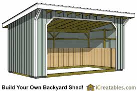 16x20 carport design shed plans 67 free garage and saveenlarge lean to shed diy