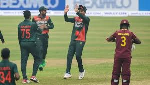 Follow sportskeeda for the latest cricket scores, updated results and highlights. Highlights Bangladesh Vs West Indies Live Cricket Score 2nd Odi At Dhaka Full Cricket Score Hosts Clinch Victory Cricket News Eagles Vine
