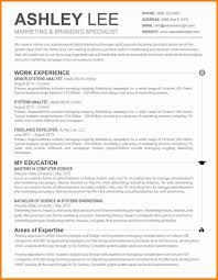 Best Looking Resume Format 8 Good Looking Resume Quick Askips