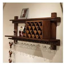 modern wine rack furniture. American Retro Wood Wine Cabinets Showcase Modern Rack Hanging Cup Wall Racks Furniture N