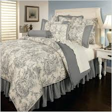 black and white toile bedding black and white bedding sets black and white toile damask bedding