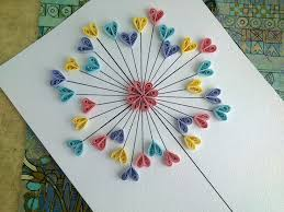 Quilling Home Decor Quilling Paper Tutorial Diy Paper Quilling Love Card Quilling
