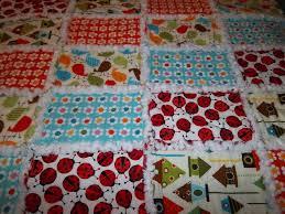 Easy Rag Quilt, Sensory Quilt, Security Blanket Pattern Tutorial w ... & Easy Rag Quilt, Sensory Quilt, Security Blanket Pattern Tutorial w Photos,  pdf Adamdwight.com