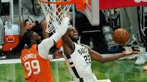 NBA Finals: Bucks rally to defeat Suns, level series at 2-2 - CNN