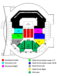 Union Bank And Trust Pavilion Seating Chart Lionel Richie Chartway Arena Norfolk Virginia