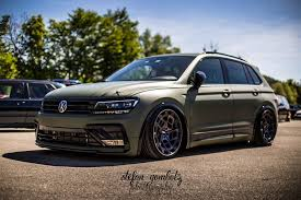 2018 volkswagen tiguan black. delighful black 2018 vw tiguan lowrider has radi8 wheels amry wrap with volkswagen tiguan black i